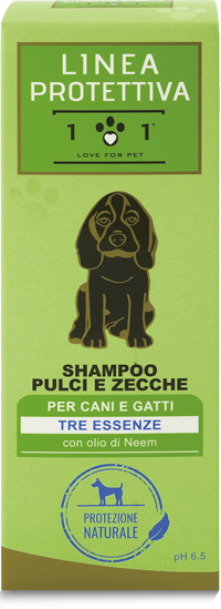 Fleas and Ticks Shampoo