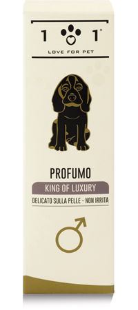 Dog Perfume - King of Luxury
